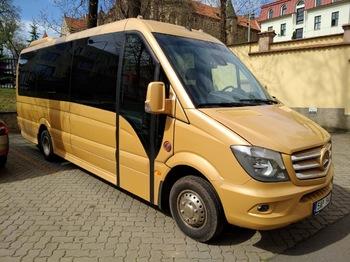 MERCEDES-BENZ SPRINTER 519CDI - minibus
