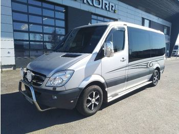 MERCEDES-BENZ Sprinter 318 CDI invanostin - minibus