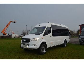 MERCEDES-BENZ Sprinter 519 4x4 - minibus
