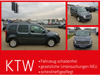 Minibús Mercedes-Benz Citan 111TourerEdition,lang,Navi,Kamera,Tempomat