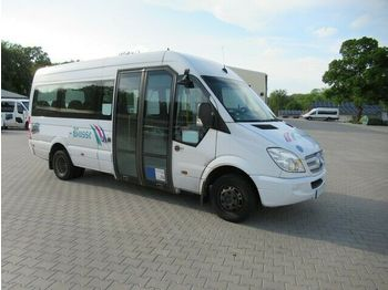 Leasing Mercedes-Benz City 50 , 2. Motor total 742.013 Km  - minibus