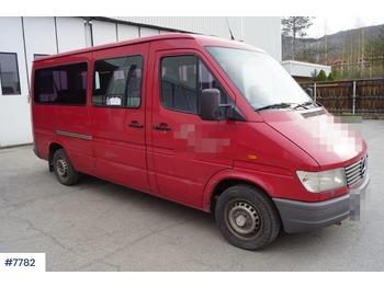 Mercedes-Benz Sprinter - minibus