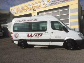 Minibus Mercedes-Benz Sprinter 313 Mobility Rollstuhl LIFT *KLIMA