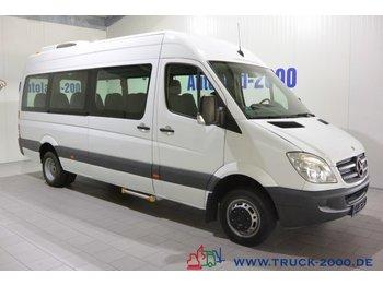 Minibus Mercedes-Benz Sprinter Transfer 518 CDI 16 Sitze Dachklima