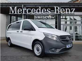 Mercedes-Benz Vito 111 BT Tourer Lang PRO+KLIMA+AHK+TEMPO  - minibus