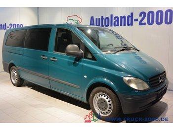Minibus Mercedes-Benz Vito 111 CDI Extra Lang Autom. 8 Sitze *TÜV NEU*