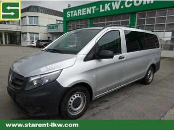 Mercedes-Benz Vito 111 Cdi Tourer Bluetec, Tempomat, Navi  - minibus