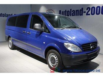 Minibus Mercedes-Benz Vito 115 CDI Extra Lang Autom. 7 Sitze 2 x Klima: zdjęcie 1