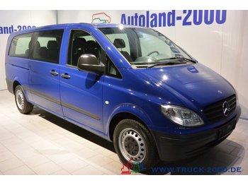 Minibus Mercedes-Benz Vito 115 CDI Extra Lang Automatik 7-Sitze Klima
