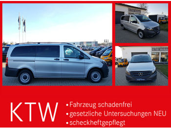 Minibus Mercedes-Benz Vito 116CDI TourerPro,lang,2xKlima,Sitzheizung