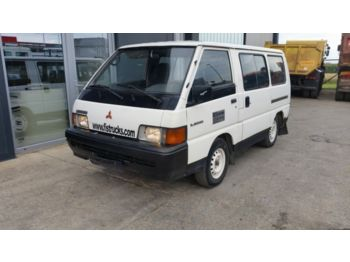 Mitsubishi L300 van - 9 seats - minibus