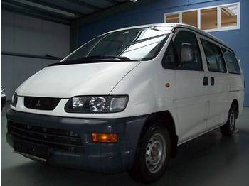 Mitsubishi L400 6-Sitzer Kasten Kombi - minibus