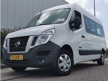 Nissan NV400 2.3 DCI l2h2 9 persoons 125 - minibus