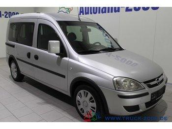 Opel Combo 1.7 CDTI  EDITION 1.Hd, AHK, Klima TÜV NEU - minibus