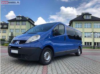 RENAULT TRAFIC EXTRA LONG, 9 MIEJSC, KLIMA - minibus