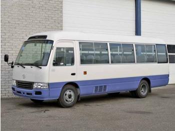TOYOTA COASTER - minibus