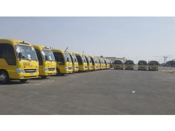 TOYOTA Coaster - / - Hyundai County ..... 32 seats ...6 Buses available - minibus
