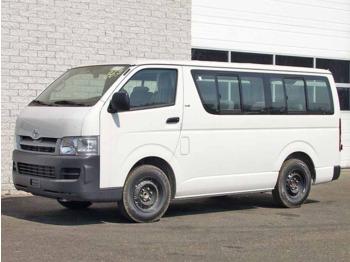 TOYOTA HI-ACE COMMUTER - minibus
