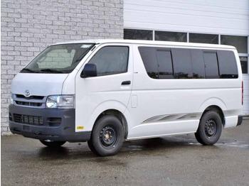 TOYOTA HI ACE COMMUTER - minibus