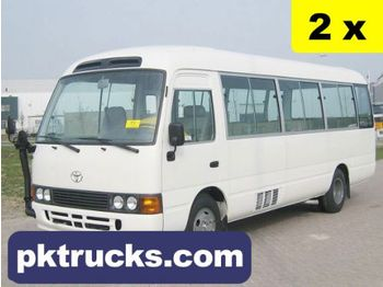 Toyota Coaster microbus - minibus