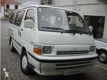 Toyota Hiace H20 - minibus