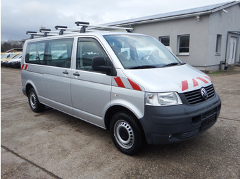 VW T5 Transporter 2,5l Lang 4-Motion - KLIMA - AHK - minibus