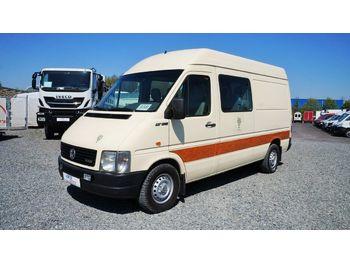 Volkswagen LT 35 MITTLE / 6 sitze / klima/ AHK 2T  - minibus