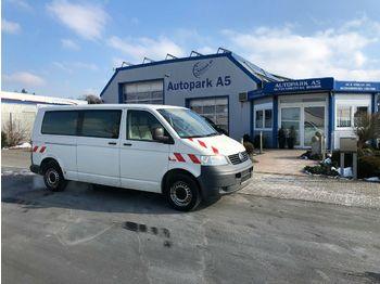 Volkswagen T5 1,9 TDI Doka 6 Sitzplätze Transporter  - minibus