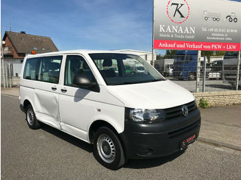 Minibus Volkswagen T5 Transporter Kasten-Kombi AC 9-Sitzer: zdjęcie 1