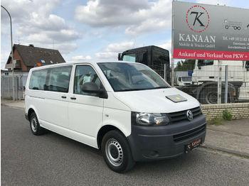 Minibus Volkswagen T5 Transporter Kasten-Kombi Kombi lang: zdjęcie 1