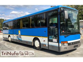 Podmiejski autobus SETRA 315 H   Klima   Schaltgetriebe   Retarder  : zdjęcie 1
