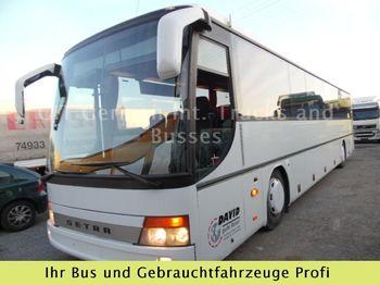 Setra S 316 UL mit Klima &  Matrix  - podmiejski autobus