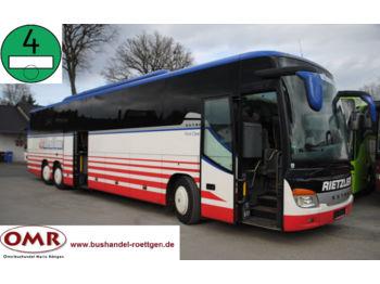 Turistički autobus Setra S 417 GT-HD / 61 Sitze / 580 / 1218