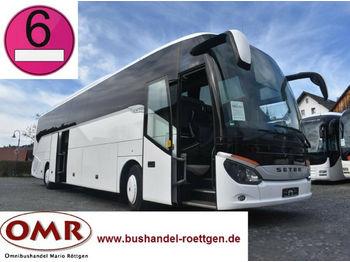 Turistički autobus Setra S 516 HD/2 / 580 / 350 / Euro6 / Travego / Klima