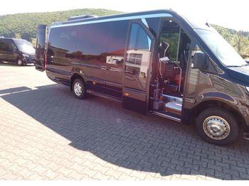 MERCEDES-BENZ 516CDI05 Sprinter 907 XXL Panor-Komfort Automatik 24 Pl XXL - turystyczny autobus