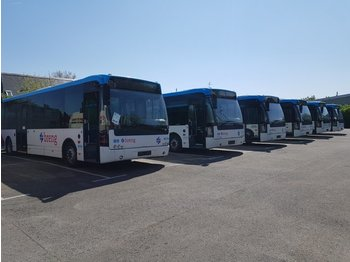 Ambrassador 200 Linienbus 36 Sitz 42 Stehplätze - miesto autobusas
