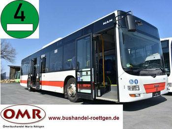 MAN A 20 / Lion's City / 530 / Citaro  - miesto autobusas