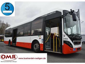Volvo 8900 H Hybrid / Diesel / 530 / Citaro / 4x vorh.  - miesto autobusas