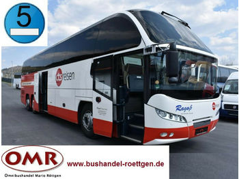 Turistinis autobusas Neoplan N 1217 HDC / Cityliner 2 / 580 / Travego