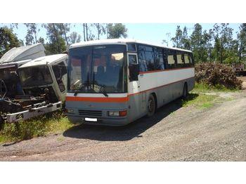 VOLVO B10M 250 left hand drive 55 seats - turistinis autobusas