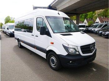 Mikroautobuss MERCEDES-BENZ Sprinter 316 CDI 9 Sitzer Bus Maxi Euro 6 AHK