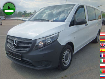 Mercedes-Benz Vito Tourer 116 CDI Pro extralang KLIMA NAVI Tem - mikroautobuss