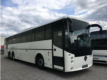 Starppilsētu autobuss Scania Horisont , Euro 4 , Klima , WC.Deutsch.Papire