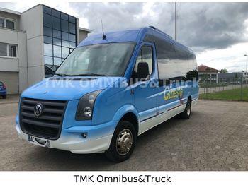 Volkswagen Crafter/Große Klima/MaxiH-L/Integralia  - microbuz