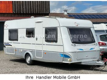 TEC TE 555 K - Travel King, Mover  - campingvogn