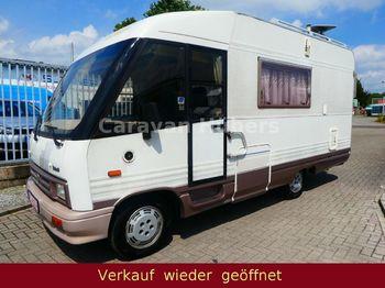 Dethleffs I 532 - Hubbett - Sat/TV -  - auto-caravana