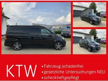 Auto-caravana Mercedes-Benz V 250 Marco Polo EDITION,AMG Line,Distronic,AHK