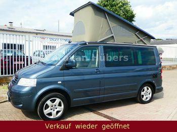 Volkswagen T5 Bus California Comfortline Aufstelldach 4Mot  - auto-caravana