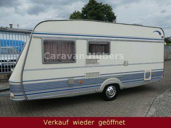 TEC 490 K - Etagenbetten - Festbett - Sitzgruppe  - caravana