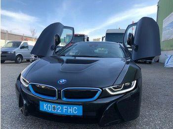 "Voiture BMW i8 Laserli DrivingAss HKHifi NaviProf HeadUp 20"""